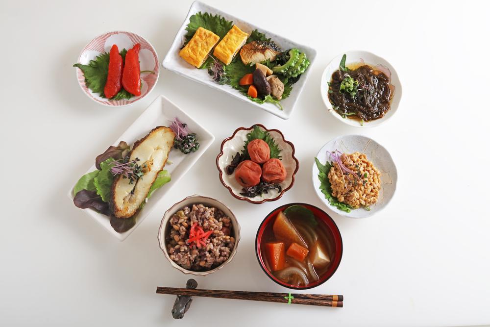 栄養バランスの良い和食