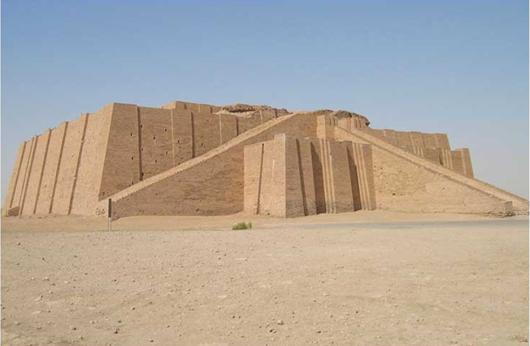 メソポタミア文明の墓